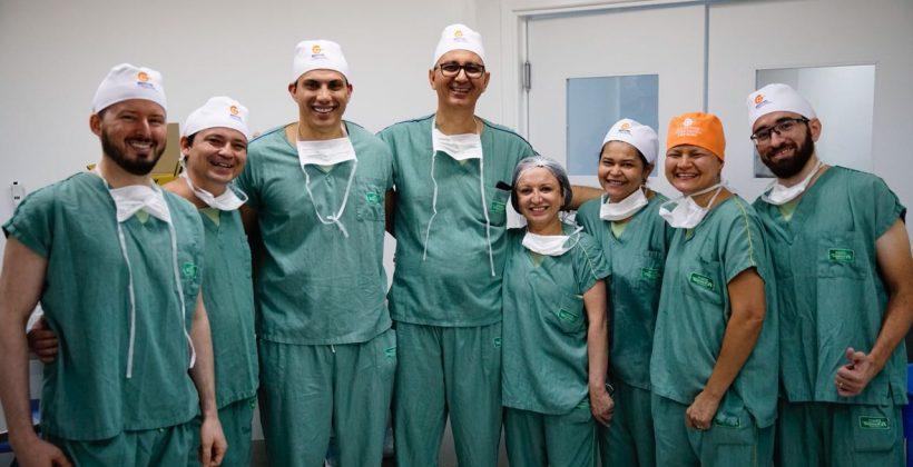 Gastroplastia endoscópica é realizada pela primeira vez no Piauí