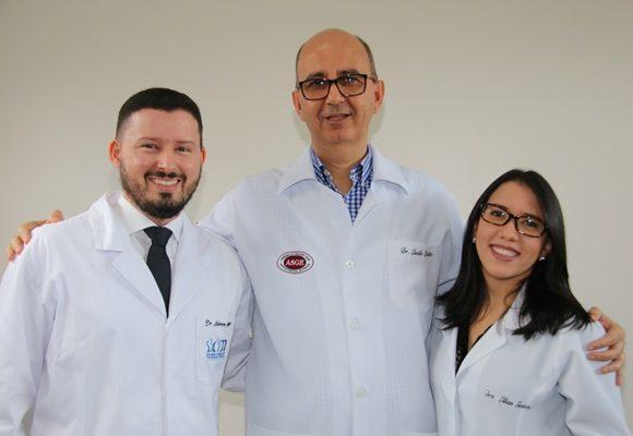 Gastroplastia endoscópica feita por equipe certificada