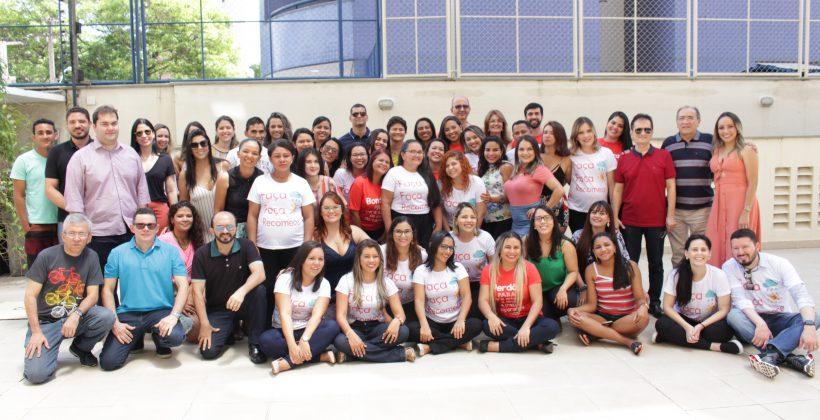 Colaboradores e corpo clínico da Gastros reúnem-se em confraternização de fim de ano