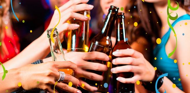 Hepatologista orienta sobre excesso de álcool e cuidados com a ressaca no carnaval