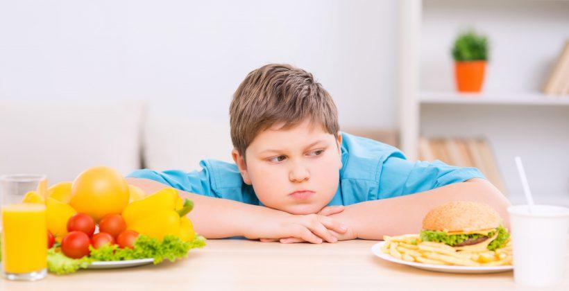 Criança obesa tem 80% de chance de tornar-se um adulto obeso