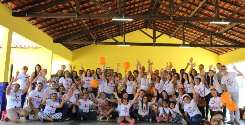 Acolher e cuidar: Clínica Gastros comemora 14 anos com ação social em São Gonçalo do PI