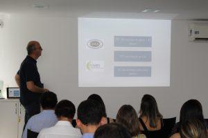 Dr. Lucídio Leitão ministra palestra no Simpósio de Obesidade e Câncer