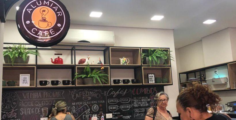 Clínica Gastros conta agora com espaço para alimentação de clientes, médicos, colaboradores e acompanhantes.